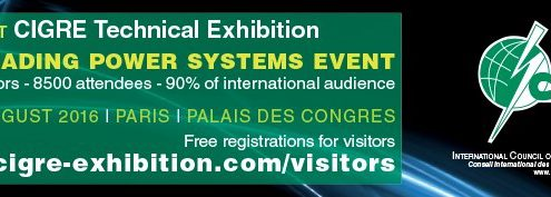 Exibition Palais des Congres Paris 2016