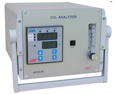 4400 IR analyseur simple gaz