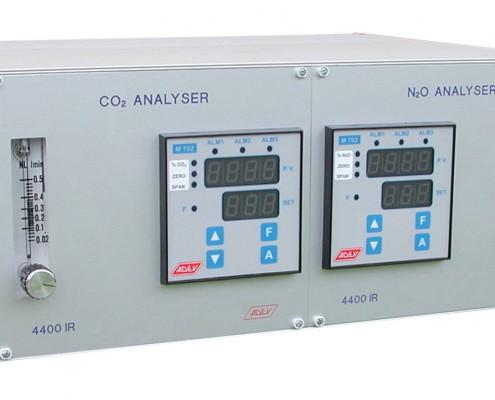 ADEV 4400 IR (2 gaz)