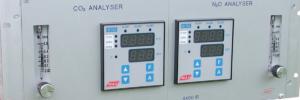 Analyseur 2 gaz ADEV infrarouge