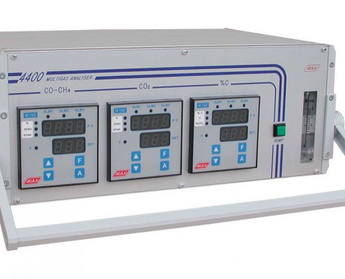ADEV 4400 IR (3 gaz)