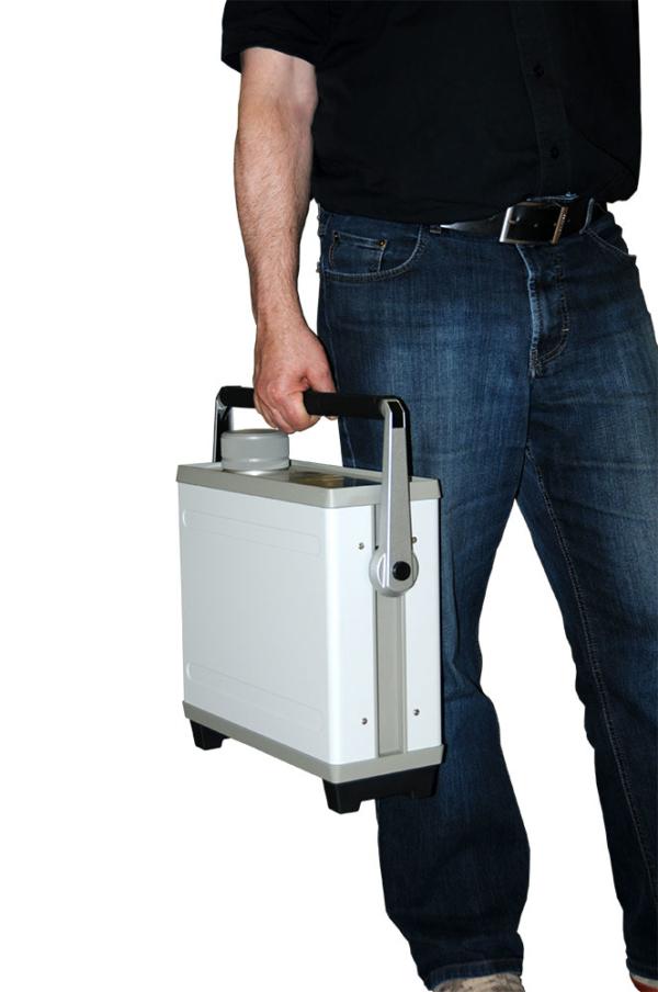 Hygromètre de paillasse MBW 973