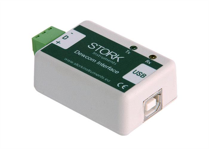 Interface USB pour DEWCom