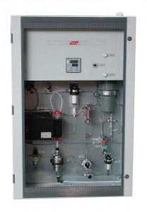 Coffret d'analyse d'oxygène à capteur P8863