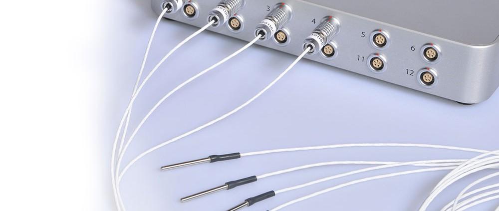 MBW T12 centrale enregistrement PT100 NFX15-140
