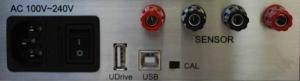 Bornier 4 fils PT100 PT25 thermomètre de précision