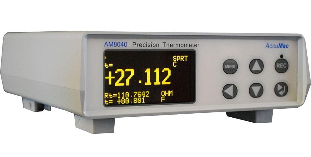 Thermomètre étalon pour PT100 PT25