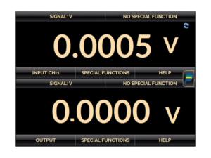 calibrateur portable multifonction écran tactile