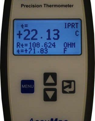 thermomètre étalon PT100