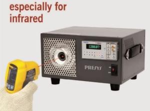 Calibrateur pyromètre infrarouge