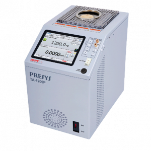 calibrateur de pyromètres infrarouge et thermocouple