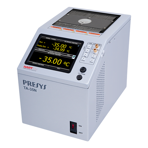 Four de calibration de PT100
