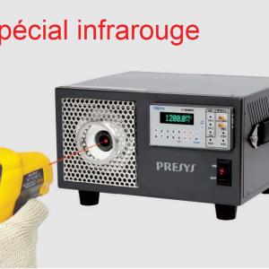 etalonneur thermomètre IR