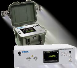 calibrateur régulateurs pression portables