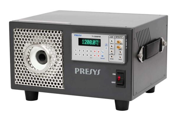 calibrateur de pyromètres IR temperature positive