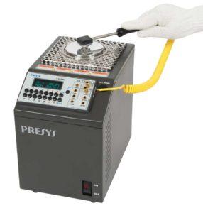 calbration de surface pour les capteurs de température