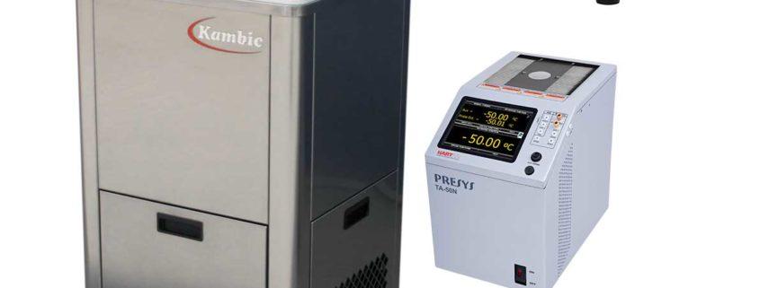 appareil de calilibration des sondes de température