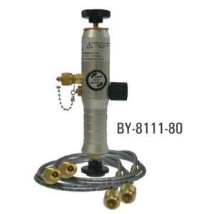Pompe calibration basse pression main