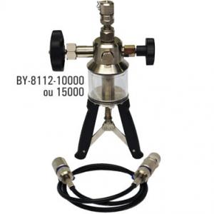 Pompe de calibration hydraulique 700 et 1000 bar