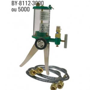 Pompe calibration pression main hydraulique