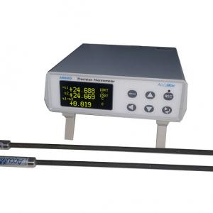 Thermomètres haute precision SPRT avec indication numérique