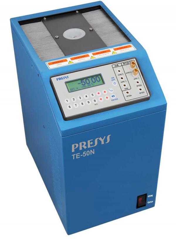 Puits de calibration pour capteurs de température TE50N