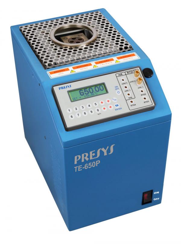 générateur de température pour capteurs à thermocouples
