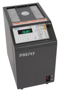 calibration de capteurs à ultra basse temperature à effet Peltier