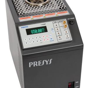 étalonnage des thermocouples avec un puit sec automatique portatif