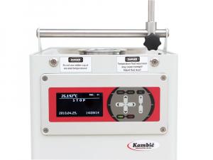 Nouveau programmateur-regulateur de bain etalonnage de température avec liaison USB et RS-232