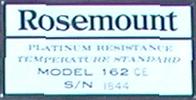 Rosemount 162CE
