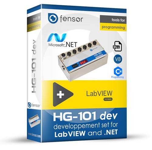Set de développement pour HG-101