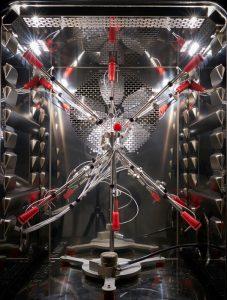 Volume compatible SPIDER 600 pour les chambres jusqu'à 600 litres et SPIDER 1000 pour les chambres jusqu'à 1000 litres
