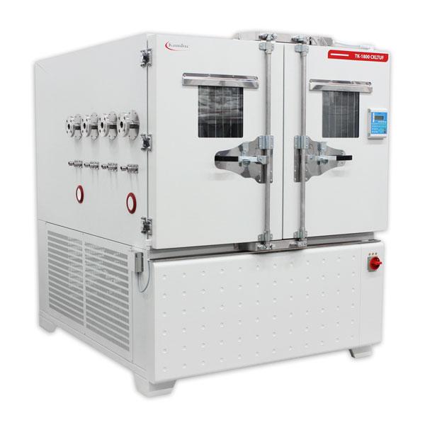 Enceinte thermique à variation ultra rapide