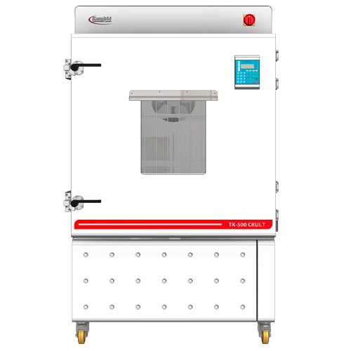 Enceinte thermostatique pour le contrôle de la température TK-500 CKULT