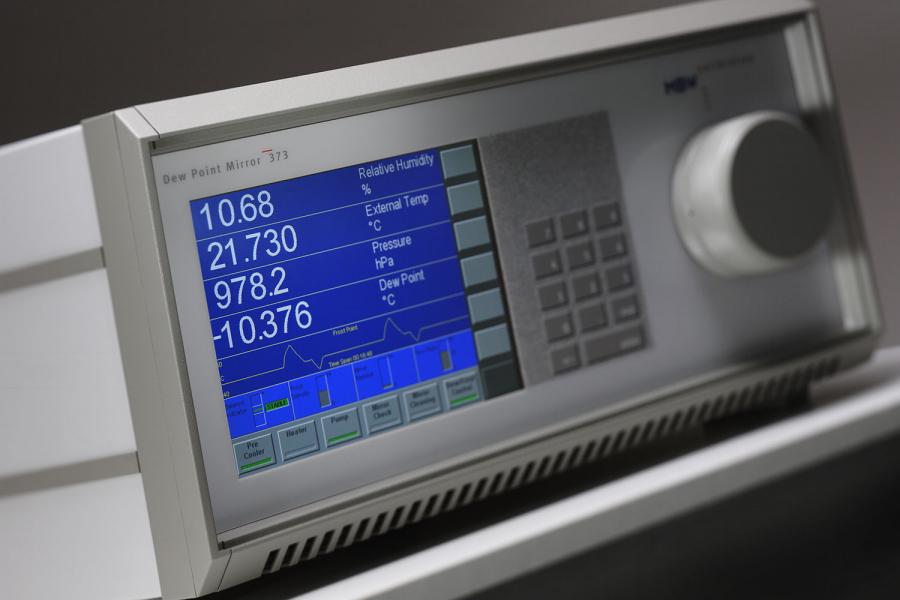 373 Dew Point Hygrometer MBW