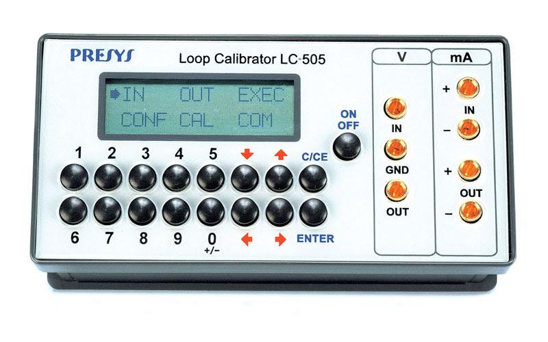 LC-505 fiche technique