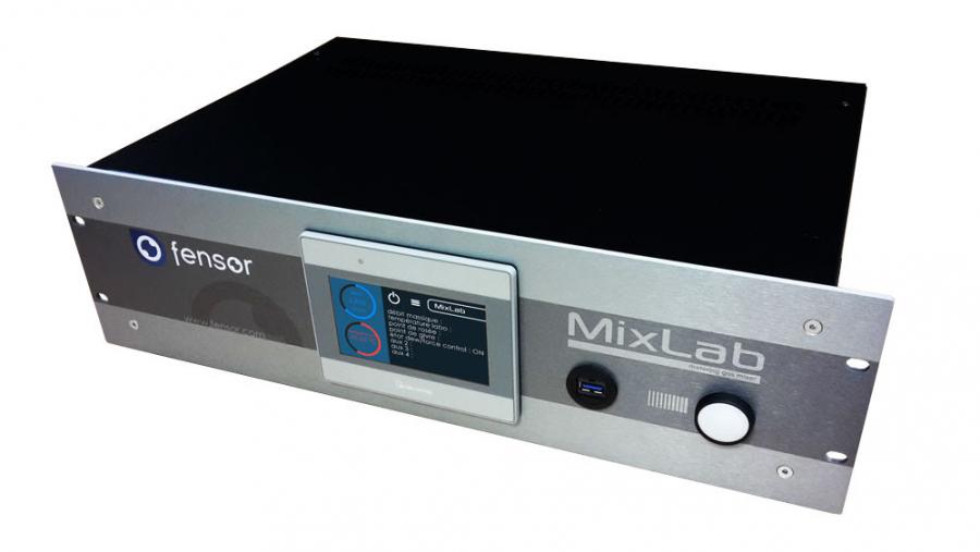 UMISCAN GM3-MixLab mélangeur diluteur de gaz automatique FENSOR